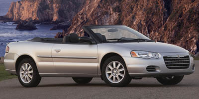 2005 Chrysler Sebring Convertible Review Ratings Specs Prices And Photos The Car Connection