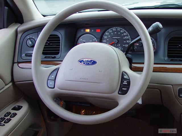 image 2005 ford crown victoria 4 door sedan standard steering wheel size 640 x 480 type gif. Black Bedroom Furniture Sets. Home Design Ideas