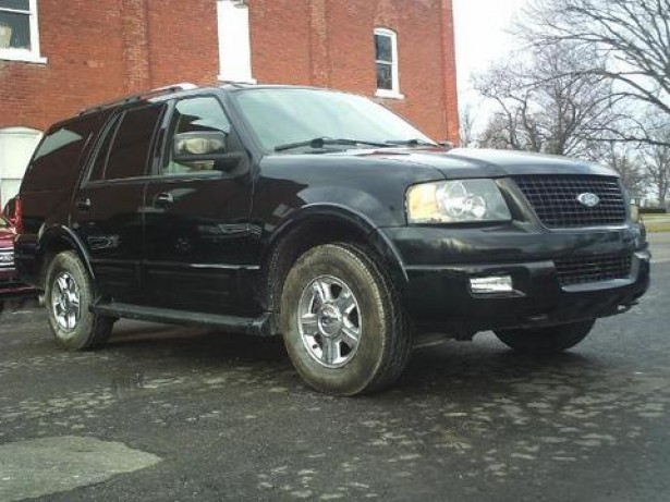 2005 Ford Expedition used car
