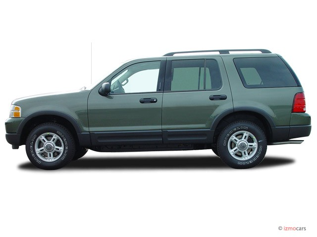 Image 2005 Ford Explorer 4 Door 114 Quot Wb 4 0l Xlt Side