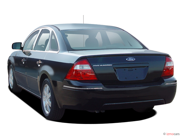 2005 Ford Five Hundred Review Ratings Specs Prices And Photos The Car Connection