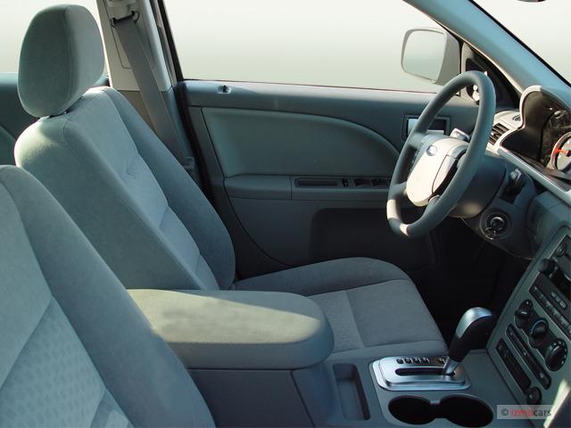 image 2005 ford five hundred 4 door sedan se front seats size 640 x 480 type gif posted on. Black Bedroom Furniture Sets. Home Design Ideas