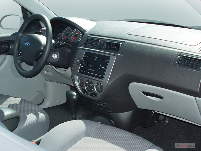 Image 2005 Ford Focus 3dr Coupe Zx3 Ses Dashboard Size