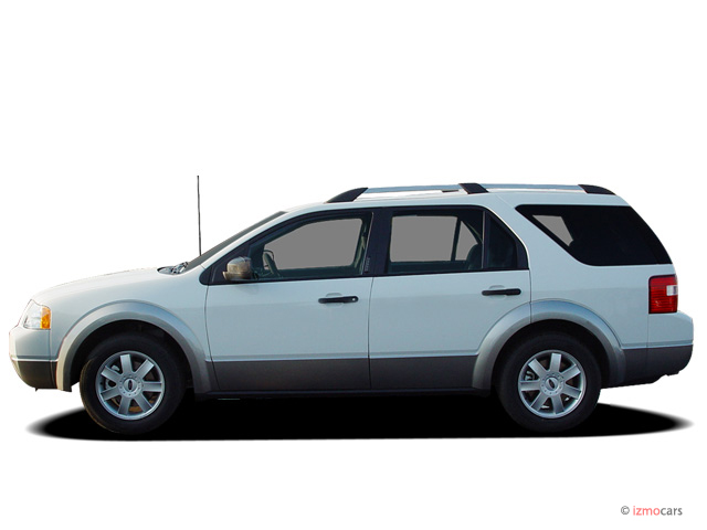 2005 Ford Freestyle 4-door Wagon SE Side Exterior View  sc 1 st  MotorAuthority & Image: 2005 Ford Freestyle 4-door Wagon SE Side Exterior View size ...