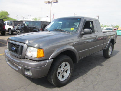 2005 Ford Ranger used truck