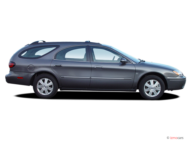 Image 2005 Ford Taurus 4 Door Wagon Sel Ltd Avail Side Exterior View Size 640 X 480 Type