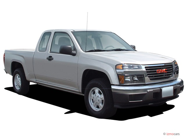 2005 gmc canyon review ratings specs prices and photos. Black Bedroom Furniture Sets. Home Design Ideas