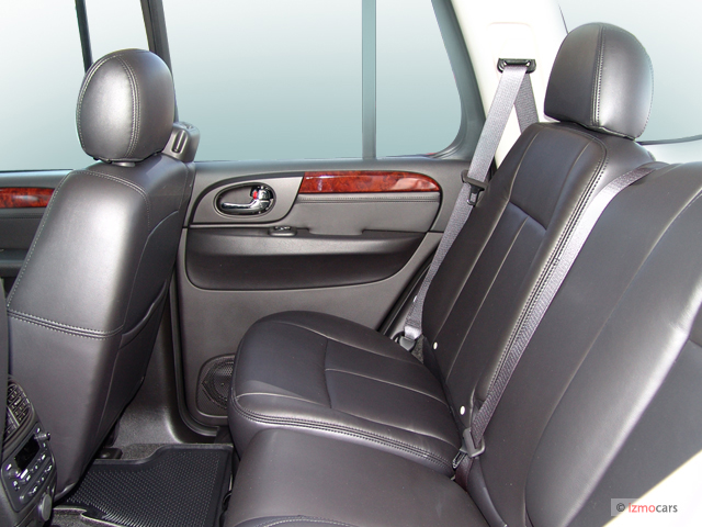 image 2005 gmc envoy 4 door 4wd denali rear seats size. Black Bedroom Furniture Sets. Home Design Ideas