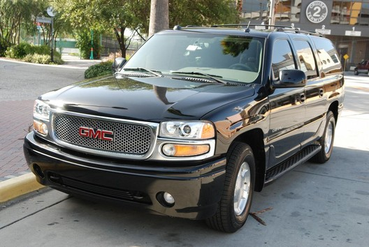 2005 GMC Yukon Denali used by Tampa Mayor Bob Buckhorn