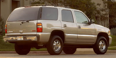 2005 gmc yukon review ratings specs prices and photos. Black Bedroom Furniture Sets. Home Design Ideas