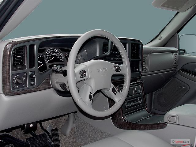 Image 2005 Gmc Yukon Xl Denali 4 Door 1500 Awd Dashboard
