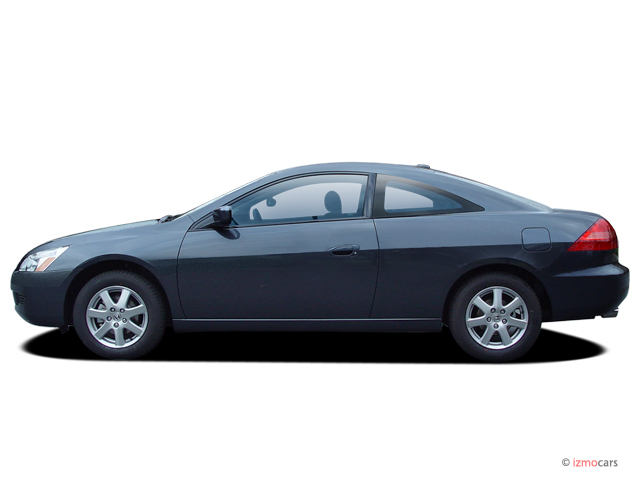 Image 2005 Honda Accord Coupe Ex At Side Exterior View Size 640 X 480 Type Gif Posted On