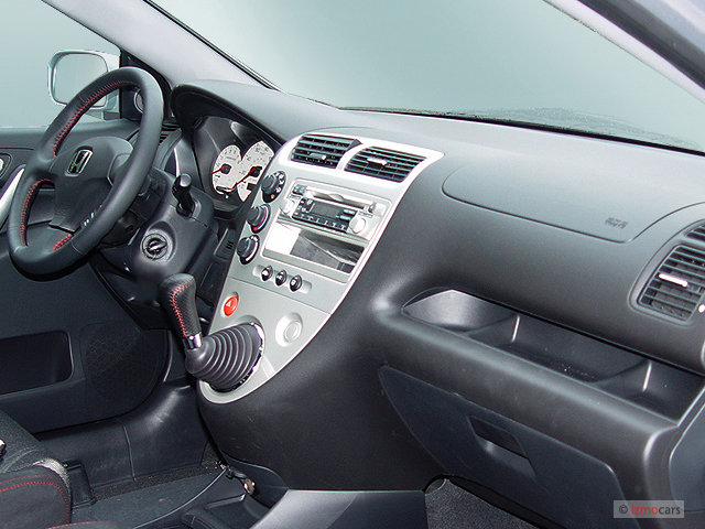 Minivans For Sale >> Image: 2005 Honda Civic Si MT Dashboard, size: 640 x 480, type: gif, posted on: December 7, 2009 ...
