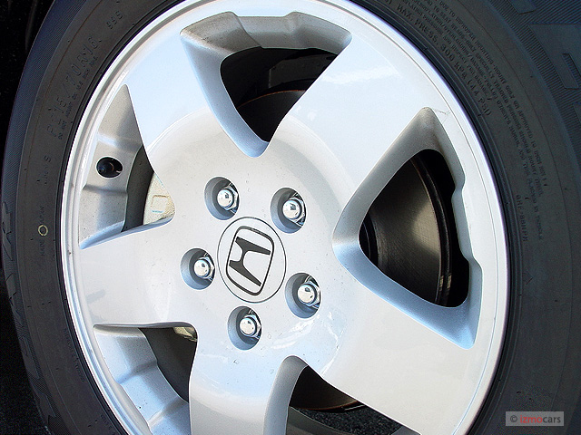 Image: 2005 Honda Element 4WD EX AT Wheel Cap, size: 640 x ...