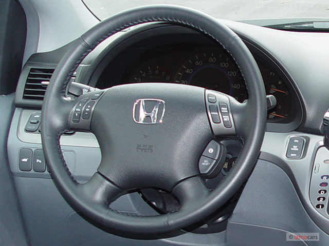Image 2005 Honda Odyssey Touring At Steering Wheel Size
