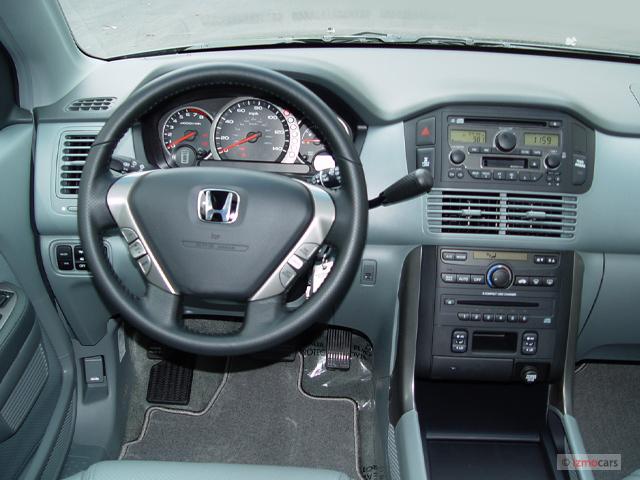 Image 2005 Honda Pilot Ex At Dashboard Size 640 X 480