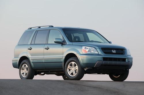Honda Pilot, Acura MDX Recall Deals With Brake Problem