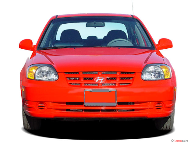 2018 Hyundai Accent Preview >> Image: 2005 Hyundai Accent 4-door Sedan GLS Auto Front Exterior View, size: 640 x 480, type: gif ...