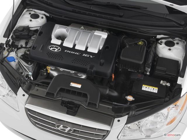Image 2007 Hyundai Elantra 4 Door Sedan Auto Se W Xm
