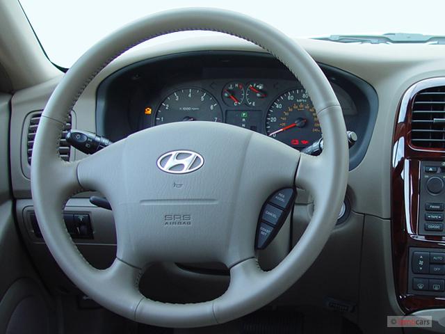 image 2005 hyundai sonata 4 door sedan gl i4 auto steering wheel size 640 x 480 type gif. Black Bedroom Furniture Sets. Home Design Ideas