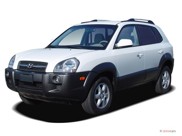 2005 Hyundai Tucson Review Ratings Specs Prices And