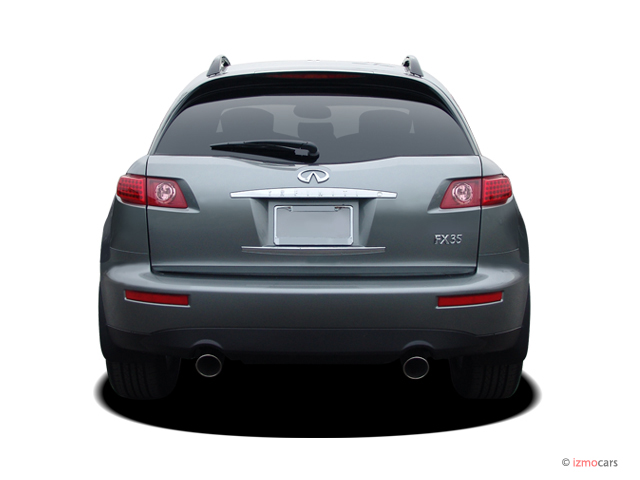 Infiniti Q30 2004 >> Image: 2005 Infiniti FX35 4-door AWD Rear Exterior View, size: 640 x 480, type: gif, posted on ...