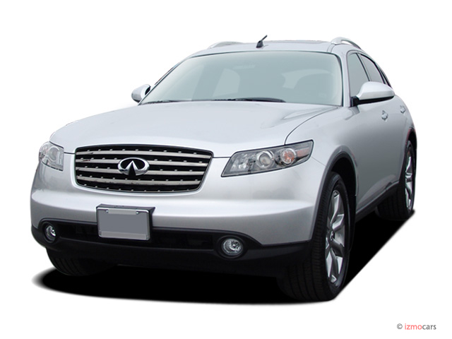 2005 Infiniti Fx45 Review Ratings Specs Prices And Photos The