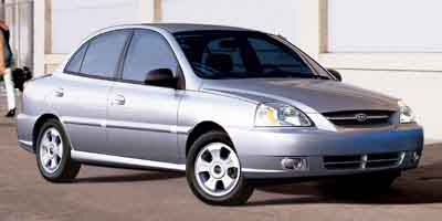 2005 Kia Rio Review, Ratings, Specs, Prices, And Photos   The Car Connection