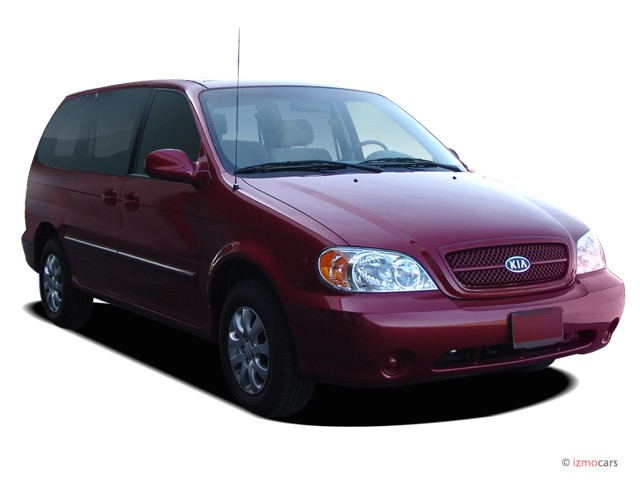 2005 kia sedona review ratings specs prices and photos the car connection. Black Bedroom Furniture Sets. Home Design Ideas