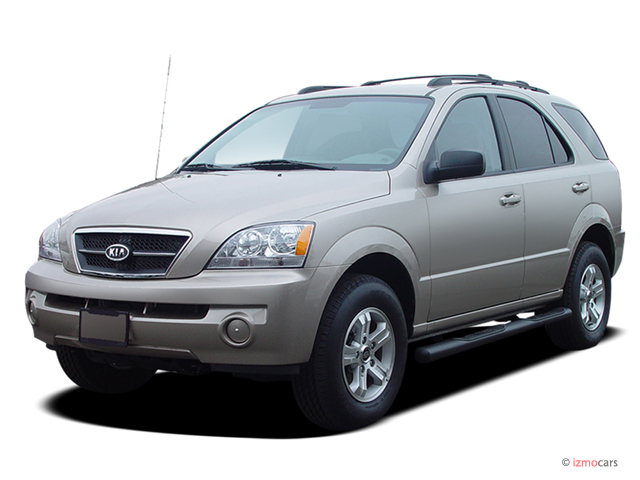 2005 kia sorento review ratings specs prices and. Black Bedroom Furniture Sets. Home Design Ideas
