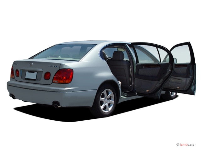 Image: 2005 Lexus GS 300 4-door Sedan Open Doors, size ...