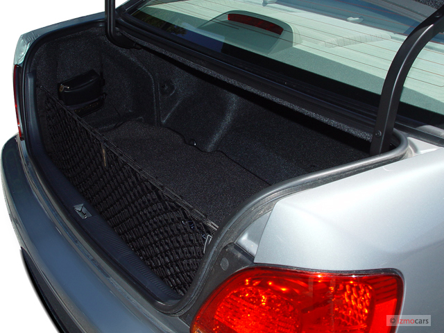 Image: 2005 Lexus GS 300 4-door Sedan Trunk, size: 640 x ...
