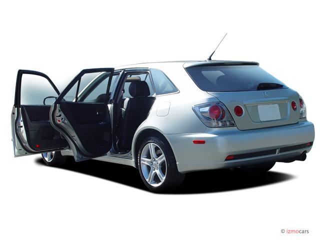 image 2005 lexus is 300 5dr sportcross wagon auto open. Black Bedroom Furniture Sets. Home Design Ideas