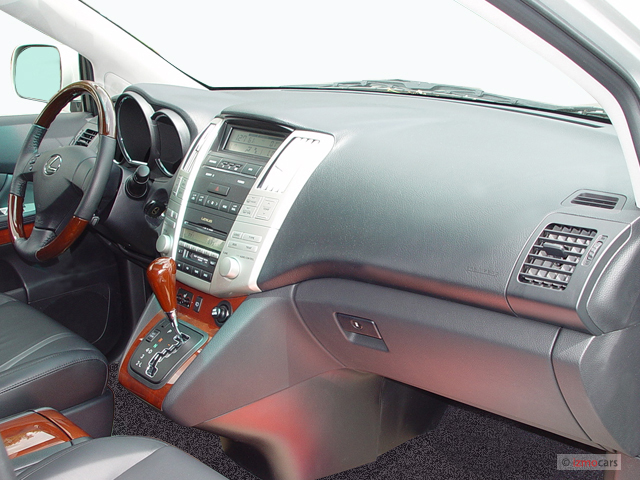 image 2005 lexus rx 330 4 door suv awd dashboard size. Black Bedroom Furniture Sets. Home Design Ideas