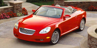 2005 Lexus Sc 430 Review Ratings Specs Prices And Photos The Car Connection