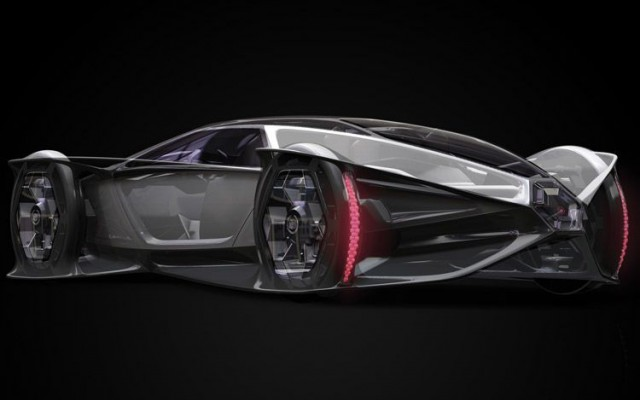 2010 LA Design Winner: Cadillac Aera