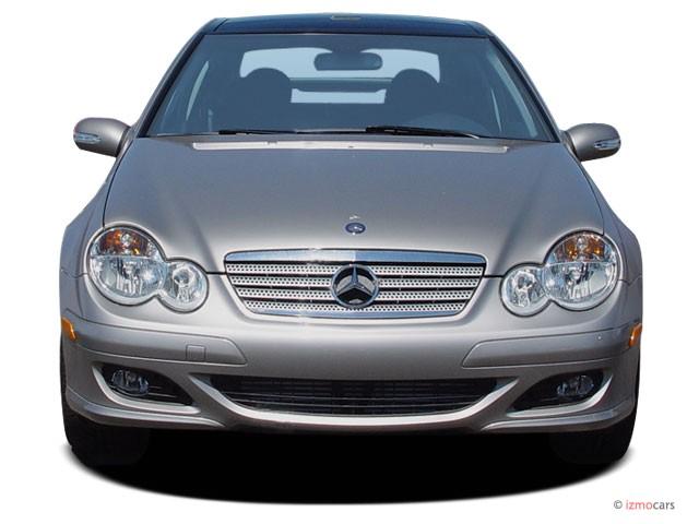 image 2005 mercedes benz c class 2 door sport coupe 1 8l front exterior view size 640 x 480. Black Bedroom Furniture Sets. Home Design Ideas