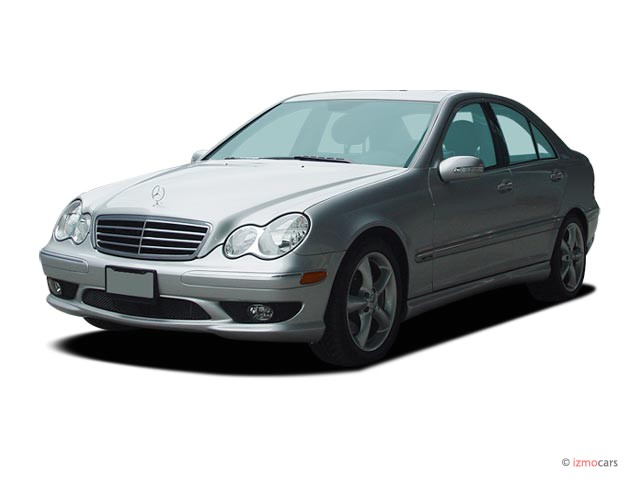 2005 mercedes benz c class review ratings specs prices and photos the car connection. Black Bedroom Furniture Sets. Home Design Ideas
