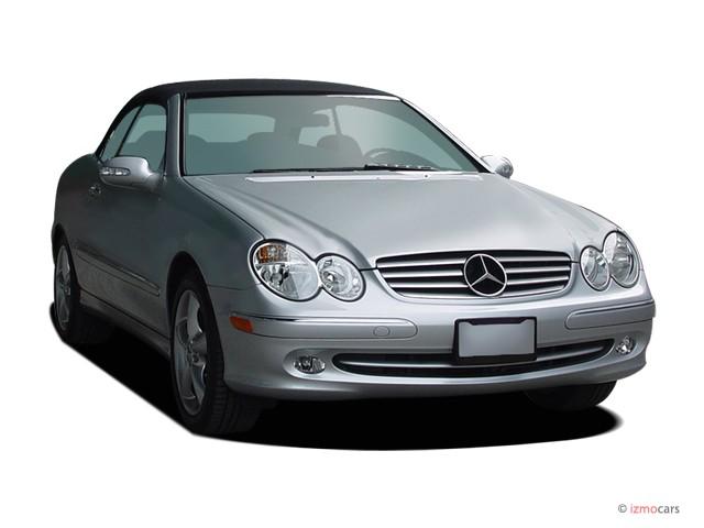 Image 2005 mercedes benz clk class 2 door cabriolet 3 2l for 2005 mercedes benz clk class coupe