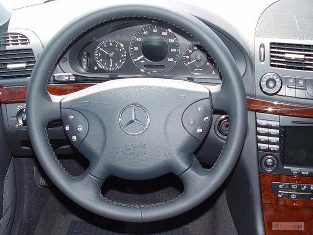 Image 2005 mercedes benz e class 4 door wagon 3 2l ltd for Mercedes benz e350 tire size