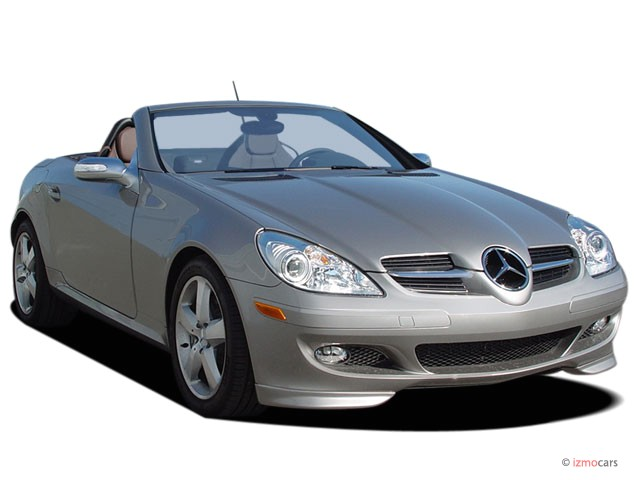 2005 mercedes benz slk class review ratings specs. Black Bedroom Furniture Sets. Home Design Ideas