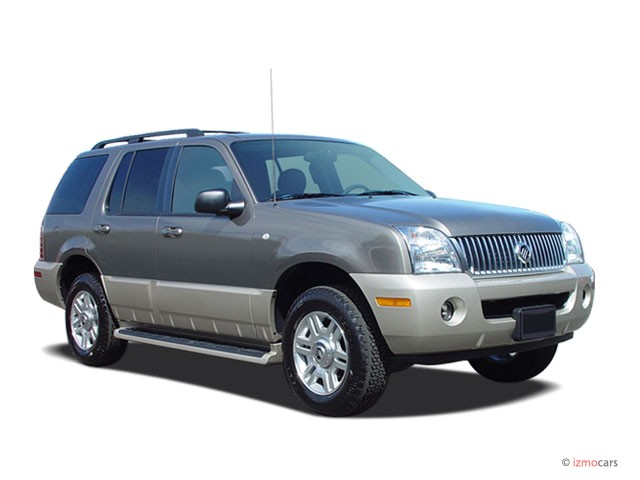 2005 mercury mountaineer review ratings specs prices. Black Bedroom Furniture Sets. Home Design Ideas