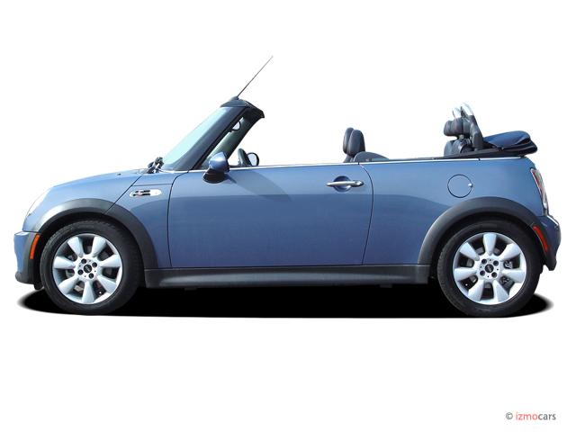image 2005 mini cooper convertible 2 door convertible s side exterior view size 640 x 480. Black Bedroom Furniture Sets. Home Design Ideas