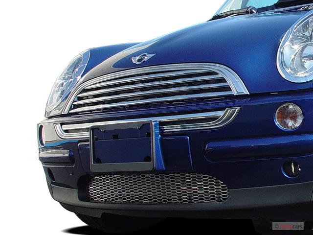 Grille - 2005 MINI Cooper Hardtop 2-door Coupe