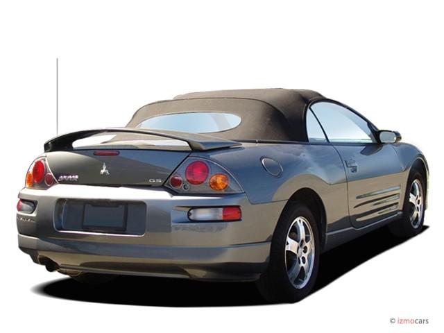 Image: 2005 Mitsubishi Eclipse 2-door Spyder GS 2.4L Sportronic Auto