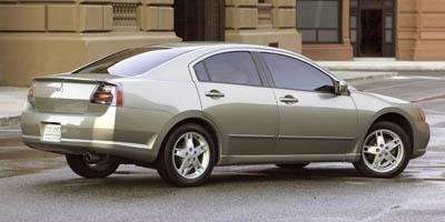 Mitsubishi galant 2005 review