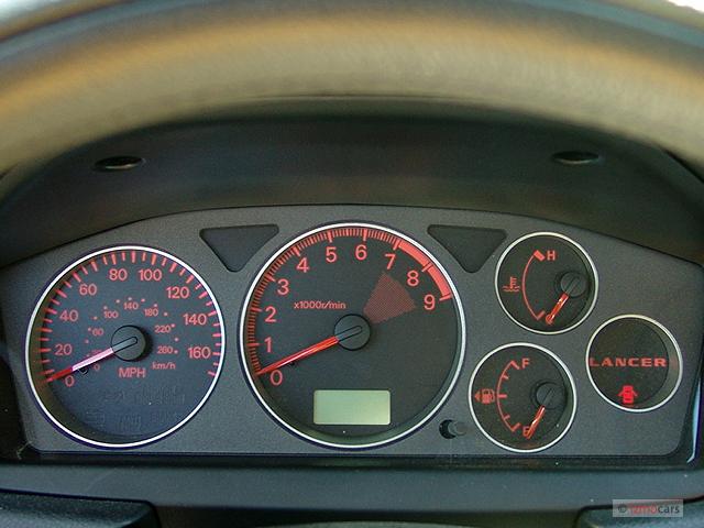 image  2005 mitsubishi lancer 4