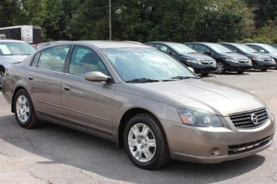 Great 2005 Nissan Altima 2.5 S