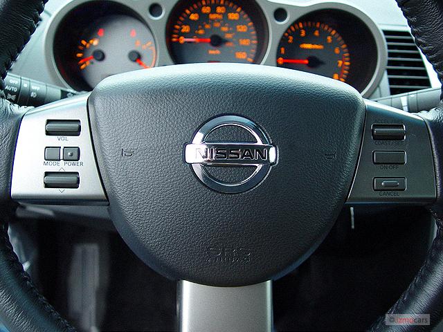 Image 2005 Nissan Maxima 4 Door Sedan Sl Auto Steering