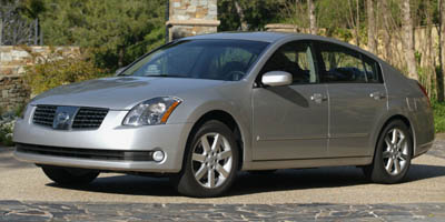 2005 Nissan Maxima Review, Ratings, Specs, Prices, And Photos   The Car  Connection